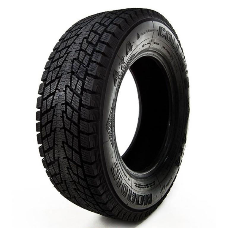 Nordic will fulfil  it\\\'s fuction as a wintes SUV tire. Very thick tread a lot of lamellas  is a...