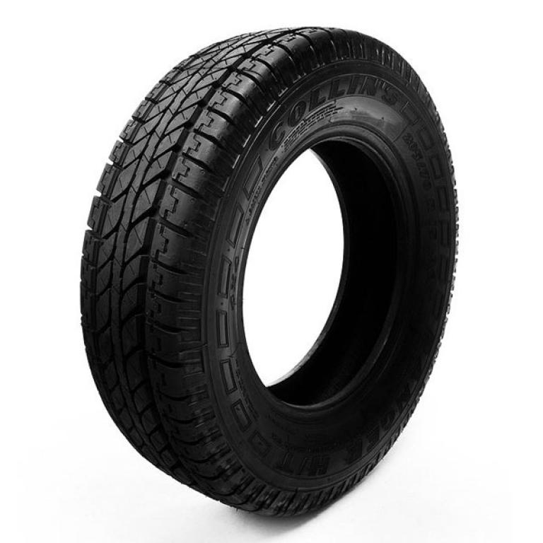 Summer all terrain  tire 70/30. Will work fine even in difficult terrain. Additionally it  will not...