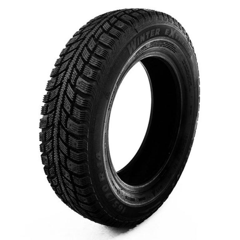 Extraordinary snow  tire. Created for really harsh winter conditions. Can be studded. This  it self...