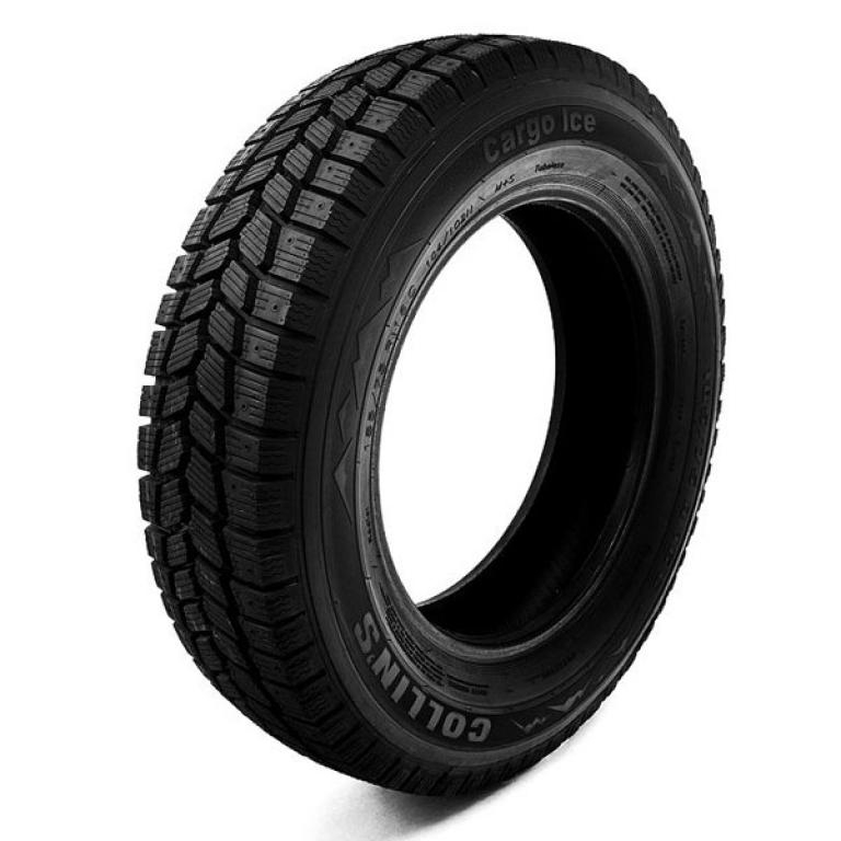Modern, winter  light truck tire. Tread was designed to get very high traction force  with or withous...